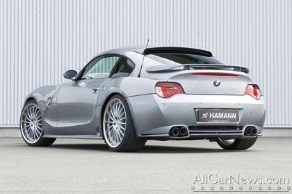 BMW Hamann Z4 M Coupé