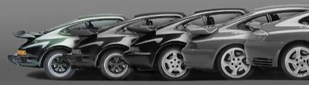Historia del Porsche 911 Turbo, recopilación de 8000vueltas
