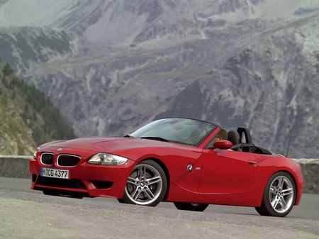 BMW (БМВ З4 М Родстер). фото и обои БМВ З4 М Купе Британская Версия BMW Z4 M Coupe UK version.  Скачать.
