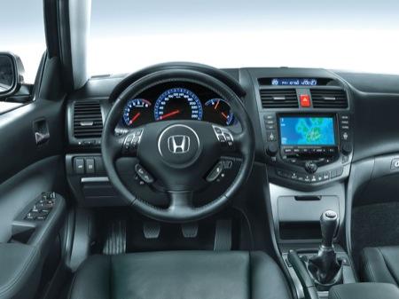 Honda Accord 2006 interior