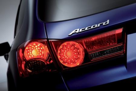 Honda Acccord 2009, primeras imágenes
