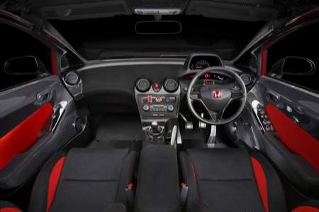 Honda Civic Type-RR Concept, 260 Cv gracias a Mugen