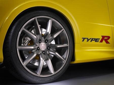 El Honda Civic Type-R 2007 final será presentado en septiembre