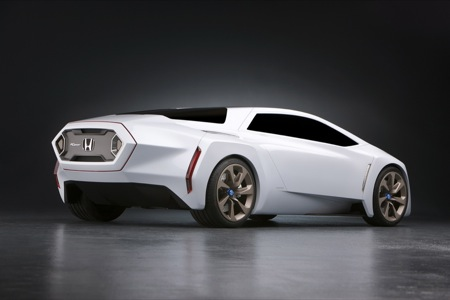 Honda FC Sport Fuel Cell Design Study