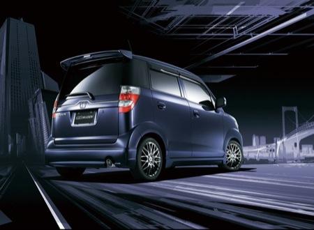 Honda Zest Spark