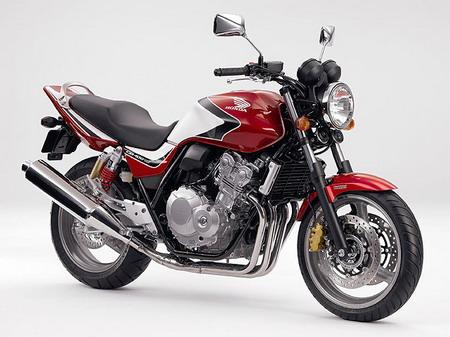 Honda CB 400 SB y SF