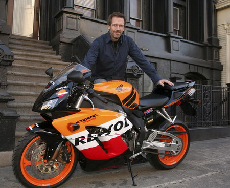 La moto de Dr House (edit)