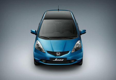 Honda Jazz, primeras imágenes oficiales de la versión europea