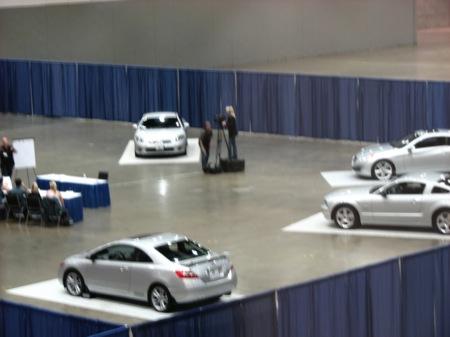 Imagenes espía y datos del Hyundai Coupé 2009