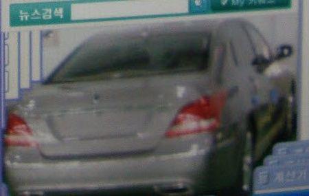 Hyundai Equus, imágenes filtradas y datos