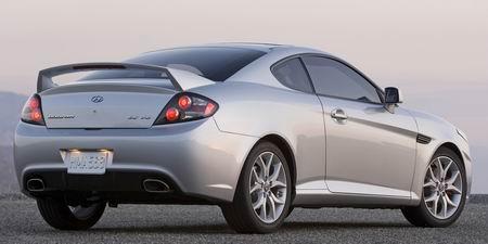 Hyundai Tiburon 2008, el restyle del famoso coupe coreano