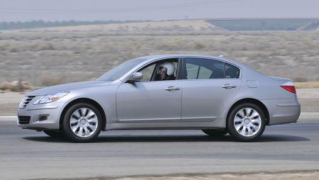 Hyundai Genesis, lujo y calidad en la nueva berlina coreana