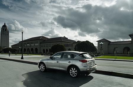 Infiniti G37 y EX37, berlina y SUV que llegarán a Europa
