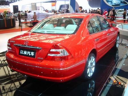 Jac Auto C240, la gran