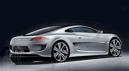 Jaguar XE, adelanto del futuro superdeportivo