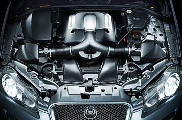 Jaguar XF, imágenes oficiales