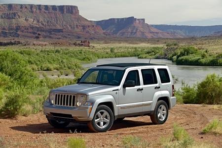 Jeep Cherokee 2008