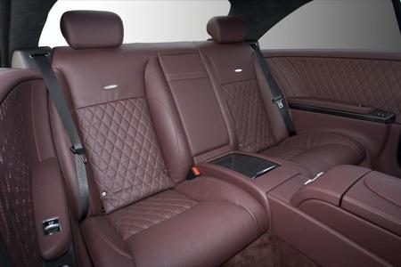 Kicherer Mercedes CL 65 Coupé