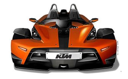 KTM X-Bow, un biplaza con corazón Audi