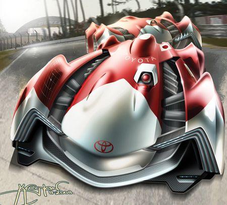 LA Design Challenge 2008: diseños para las carreras del futuro