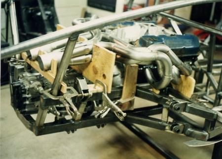 Lamborghini Countach hecho a mano