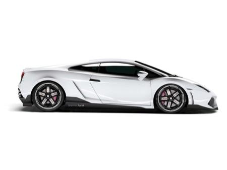 Lamborghini Gallardo LP560-4 al estilo de Jeremie Paret