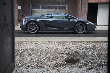 Lamborghini Gallardo Superleggera con el toque de Edo Competition