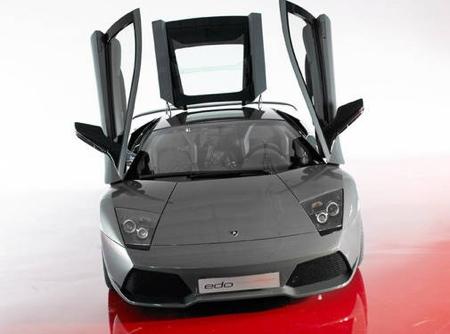 Lamborghini Murciélago LP640, revisado por Edo Competition