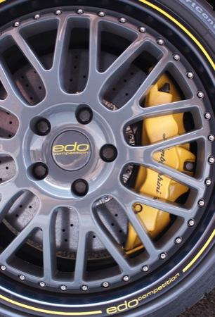 Lamborghini Murciélago LP710-2 Edo Competition