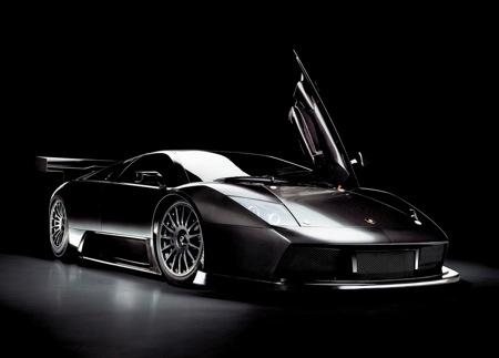 Lamborghini Murciélago R-GT, en vídeo