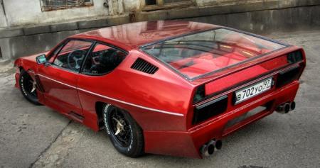 Lamborghini Espada tuneado