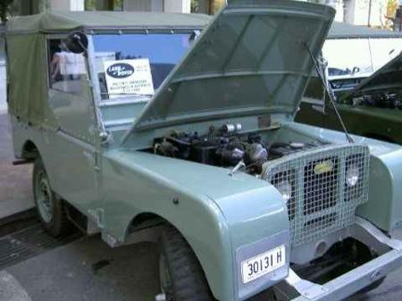 Land Rover Defender de 1948