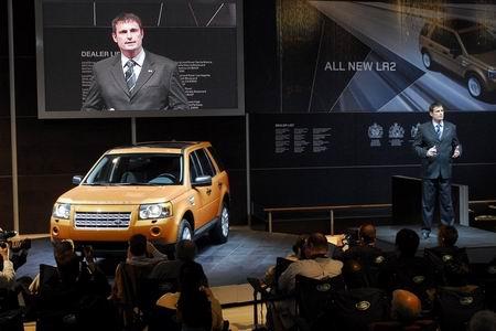 Land Rover LR2 2007, nuevo SUV compacto