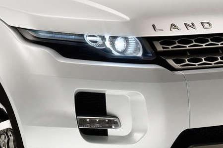 Land Rover LRX Concept, el coupé-SUV