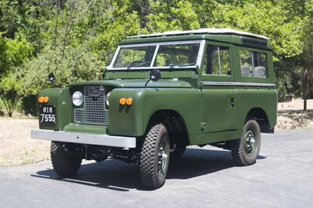Land Rover Dalái Lama