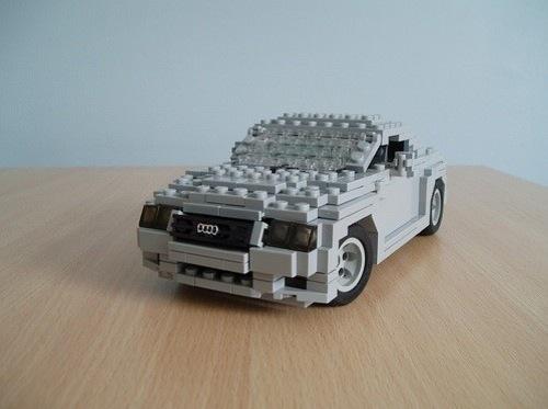 LEGO: Audi TT