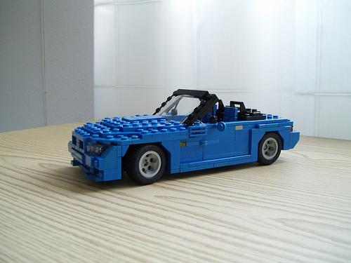 LEGO: BMW Z3