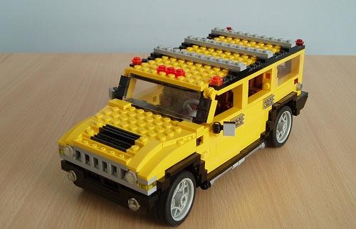 LEGO: Hummer H2