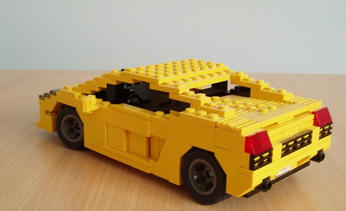 LEGO: Lamborghini Gallardo