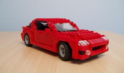 LEGO: Mazda RX-8