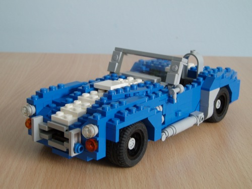 LEGO: Shelby Cobra 427