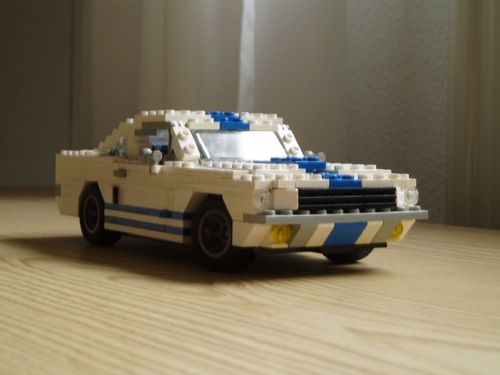 LEGO: Shelby Mustang GT 350
