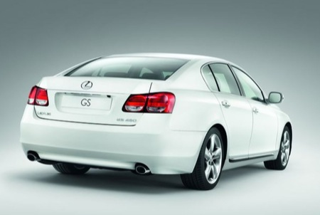 Nuevo Lexus GS 460