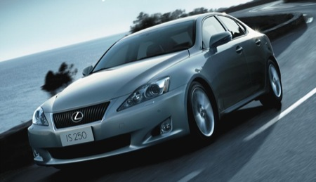 Lexus IS 2009