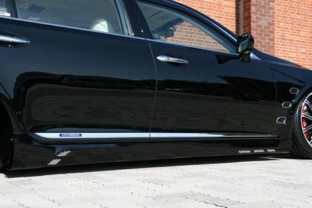 Lexus LS600h visto por Job-Design, los híbridos también se preparan