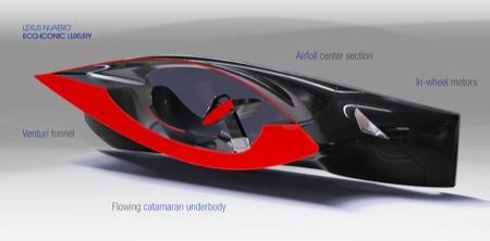 Lexus Nauero Concept Study