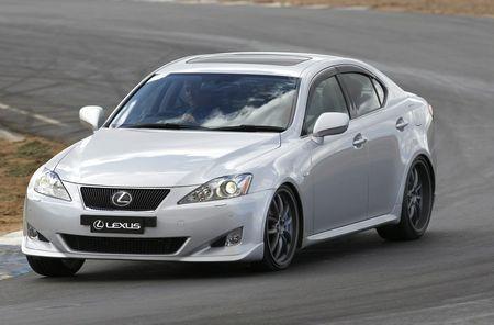 Lexus Is 250 Sport. Lexus IS 250 Sports Concept