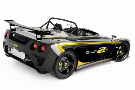 Lotus 2-Eleven, ligereza y potencia inglesas