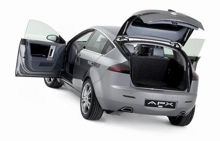 Lotus APX concept por ZAP: 640 Cv eléctricos