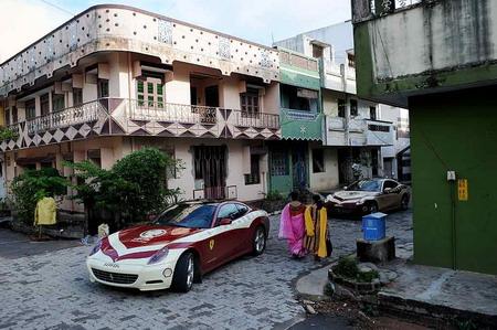 Magic India Discovery: recorrer la India en Ferrari